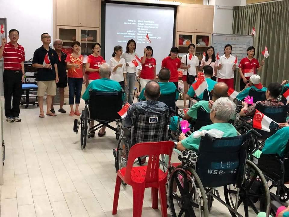 national day celebrations bukit batok home for the aged